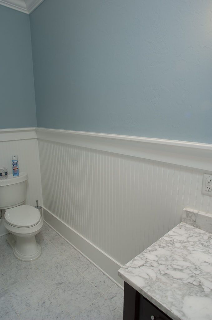 Corvallis painting contractor Paint Doctor's Painting can help you choose your wainscot colors.