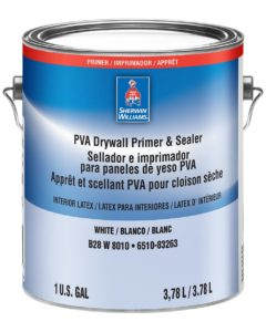 Primers designed specifically for new drywall are required for the first time drywall projects are painted.