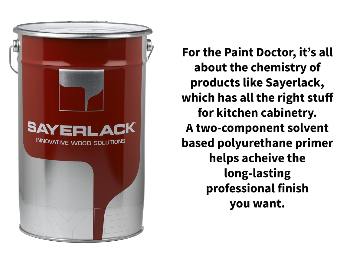 Painter or Chemist? Yes!